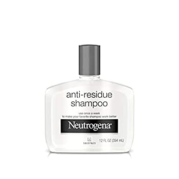 Neutrogena Anti-Residue Clarifying Shampoo Gentle Non-Irritating Clarifying Shampoo to Remove Hair Build-Up & Residue 12 fl oz