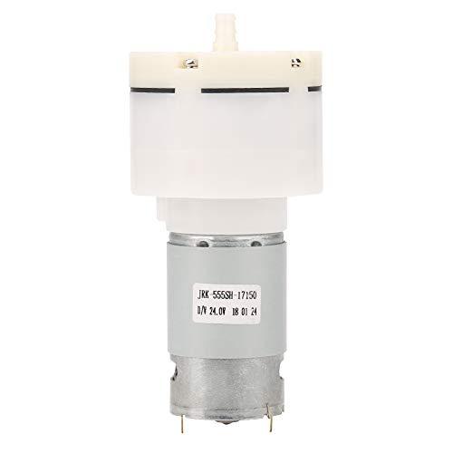 Mini-luchtpomp DC 24 V microvacuümpomp 80 KPa geluidsarm pompen booster zuigpomp vervanging