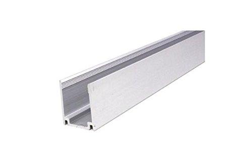 Neon Flex,10 stk 2 Meter Aluminiumprofil, Aluminiumkanal, Aluminiumschiene, Aluminiumleiste. LED Neon-Flex/Neon Flex Schläuche