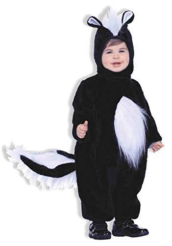 Forum Novelties, Inc Toddler Skunk Fancy Dress Costume Toddler (2T-4T)