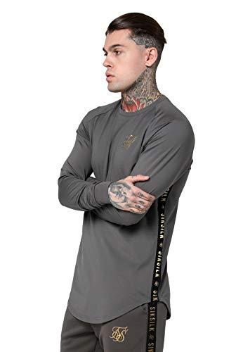 Sik Silk Camiseta Taped Performance Hombre