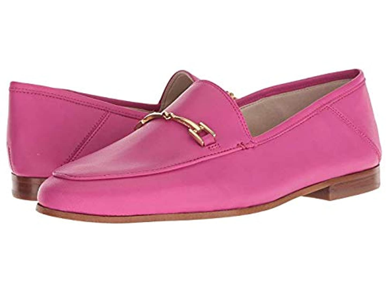 請求書ブロンズブート[Sam Edelman(サムエデルマン)] レディースローファー?靴 Loraine Loafer Retro Pink Leather Dress Nappa Leather (22cm) M [並行輸入品]