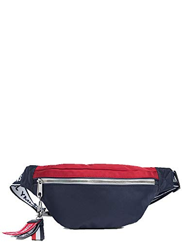 Tommy Hilfiger TJU Logo Tape Bumbag Corporate