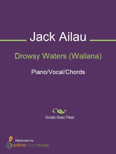 Drowsy Waters (Wailana) (English Edition)