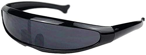 ZRDSZWZ Gafas de sol deportivas de cola de pez para pesca al aire libre, bolsas de arena, para montar en bicicleta de montaña, ciclismo y ciclismo (color: estilo 2)