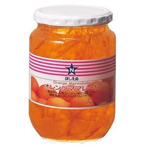 キューピー株式会社 キユーピー ほしえぬ オレンジマーマレード 瓶入 835g ×6個