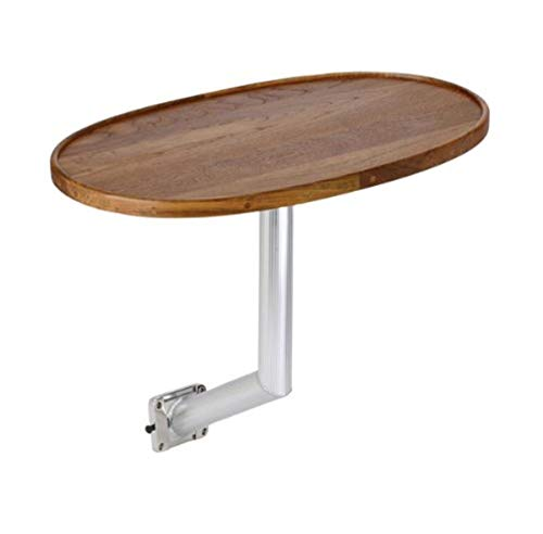 Garelick Manufacturing 75459 Teak Table with Side Mount System