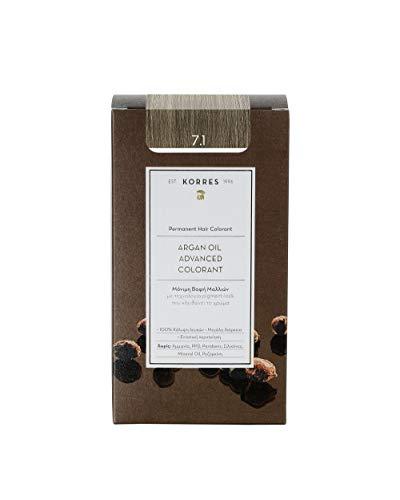 Korres ARGAN OIL COLORANT, 7.1 1er Pack (1 x 145 ml)