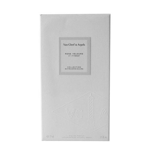 Van Cleef and Arpels, Collection Extraordinaire, Rose Velours, Eau de Parfum da donna, 75 ml