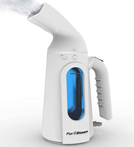 PurSteam Handheld Steamer for Clothes Portable Garment Wrinkle Remover for Travel and Home Use product image