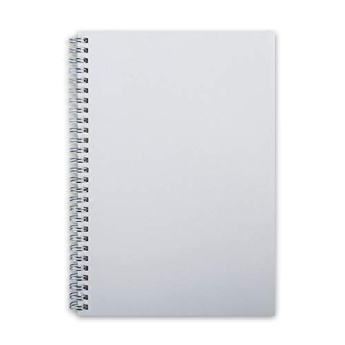 para el Cuaderno SyHard la Cubierta del Punto Notebook Vendaje semanal planificador de la Agenda Agenda Escolar Material Revistas Cuaderno de bocetos, Tamaño: A5 (14.8x21.3CM) (Square)