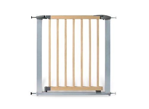 Pinolino Safety Gâte - Baby Lock Comfort - Wood