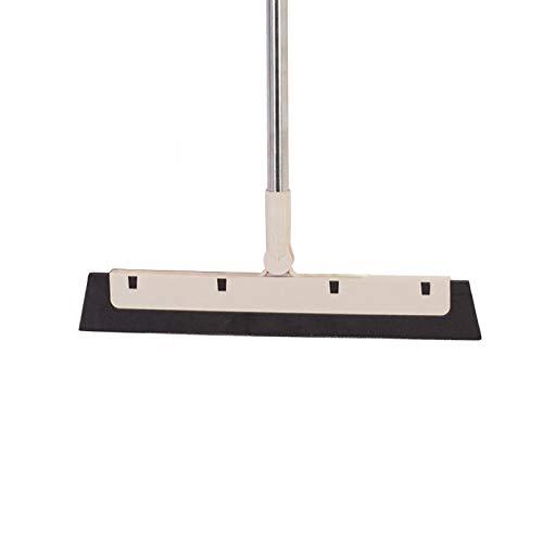 La escoba mágica barriendo el piso del hogar limpiador suave cepillo de limpieza trapeador de polvo cabello de acero inoxidable escoba de la escoba de madera de la limpieza de la escoba ShenZhenShiXia