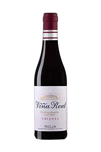 Viña Real Crianza - 375 ml - Pack de 6 botellas - 2250 ml