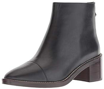 Cole Haan Women s Winne Grand Bootie Ankle Boot Black Waterproof Leather 8 B US