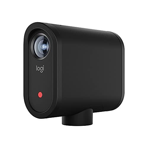 Mevo Start, Wireless Live Streaming Camera, 1080p HD Video Quality, Intelligent App Control, Stream via LTE or Wi-Fi - Black