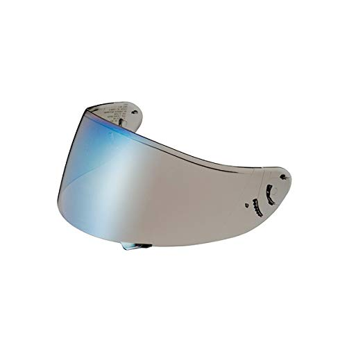 Shoei Visier CWR-1 blau verspiegelt passend für dem Helm NXR