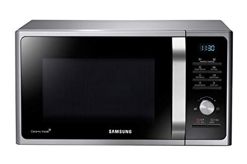 Samsung MWF300G MS2BF303TAS/EG Mikrowelle / 1000 W / 28 L Garraum (Extra groß) / 51,2 cm Breite / Power Defrost / 26 Automatikprogramme / silber / E-Commerce Verpackung