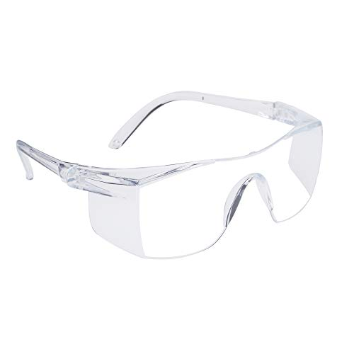 VAST SAFETY GOGGLES SAFETY GLASSES FOR BIKING, RIDING, FOR MEN, WOMEN, BOYS, GIRLS Welding, Laboratory, Blowtorch, Wood-working, Power Tool Safety Goggle (NO.1)Protective Eyewear, Clear Hard Coat Lens