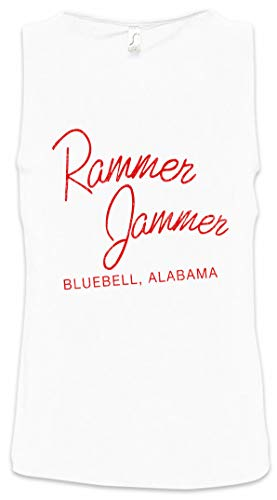 Urban Backwoods Rammer Jammer Heren Tank Top Training Gym Shirt