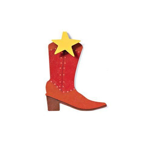 1 X Embellish Your Story RETIRED Cowboy Boot Magnet Retired - Embellish Your Story Roeda 13984-EMB