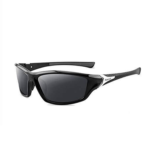 SASCD 2021 Nuevas Gafas de Sol polarizadas de Lujo para Hombres Tonos de conducción Masculinos Gafas de Sol Vintage Conducción Viajes Pesca Classic Sun Gafas (Lenses Color : C2)