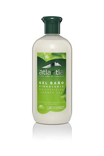 Atlantia Gel de Baño Hidratante, Higiene Corporal - 500 ml