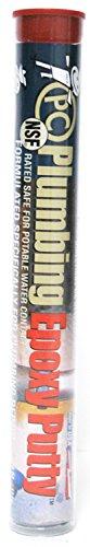 PC Products - 45593 PC-Plumbing Epoxy Putty, 4oz Stick, Gray (45596)