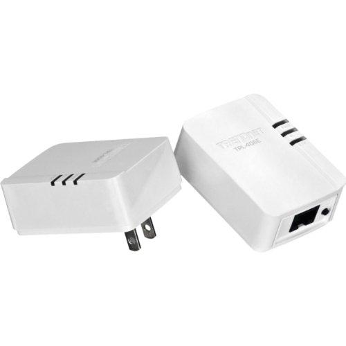 Trendnet TPL-406E2K Ethernet 500Mbit/s scheda di rete e adattatore