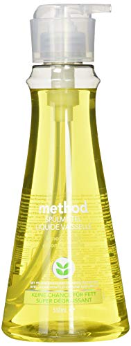 method Spülmittel Lemon plus Mint, 6er Pack (6 x 532 ml)