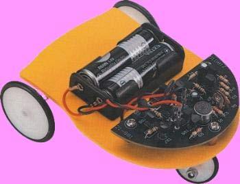 CEBEKIT- Robot en Kit de Montaje (C-9802)