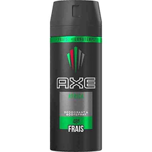 6* Axe Deospray Deo Bodyspray 150ml Africa 6 * 150ml
