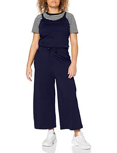 G-STAR RAW Damen Jumpsuit Utility strap jumpsuit Wmn s/less, Sartho Blue B771-6067, Medium