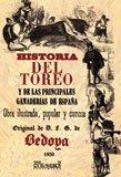 Historia del Toreo, y de las Principales Ganaderias de España (Tauromaquia)
