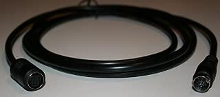 Mini Din 9 Minidin 9 Pin Male Female Extension Cable 6 Ft Black Color Non Standard B Type
