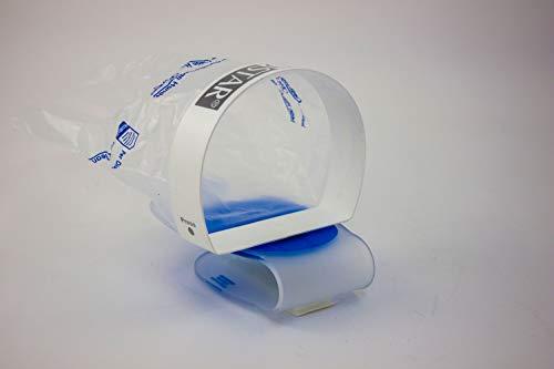 Clean Hands - Bodykit - Magnetische Halterung mit Hygiene Handschuh
