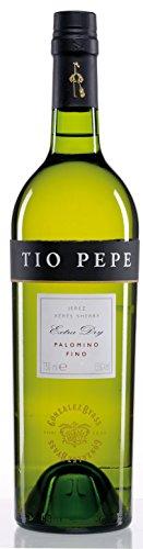 Tío Pepe Sherry Jerez Vino Fino - 0,75 l