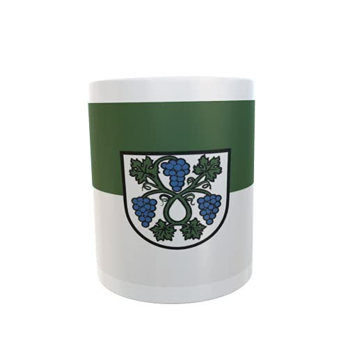 U24 Tasse Kaffeebecher Mug Cup Flagge Dossenheim