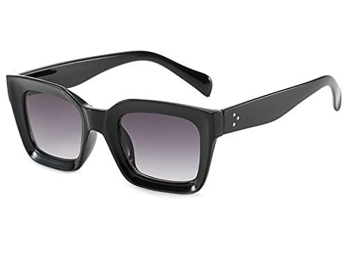 ODNJEMSD Gafas De Sol Retro Europeas Y Americanas para Hombres Y Mujeres.