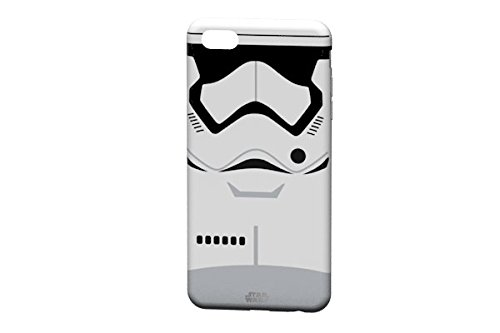 Tribe Star Wars - Apple iPhone 7 Bumper Case I TPU Silicone Protective Case I 4.7 Inch Thin Cover for iPhone 7 - Stormtrooper