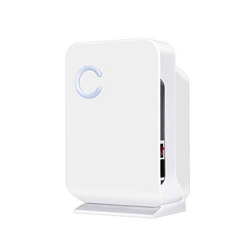 SZHWLKJ Deumidificatore - Mute Purificante deumidificazione - Scarpe uniche a Secco - Arresto Acqua Automatico - capacità - Mobile Screen Touch - Funzionamento Silenzioso