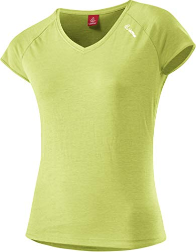 LÖFFLER Single transtex shirt Women - Kiwi