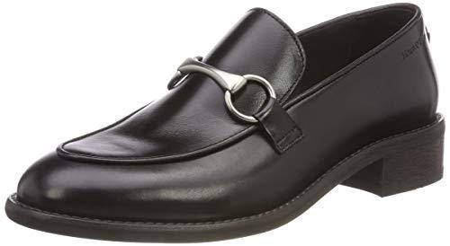 Marc O'Polo Damen Loafer Mokassin, Schwarz (Black 990), 38.5 EU