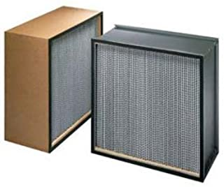 KochTM Filter 110-732-005 80-85/% Single Header Multi-Cell Extended Surface 20w X 20h X 12d