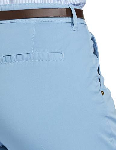 Amazon Brand - Symbol Women's Chino Casual Pants (SYMSS20BT50_Lt Blue_M)