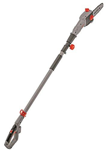 AL-KO - Potatore Telescopico a Batteria - 20V max./2,0Ah.Lama 200mm,Diametro 100mm,Altezza fino a 3,5m. Batteria e caricabatteria NON inclusi.
