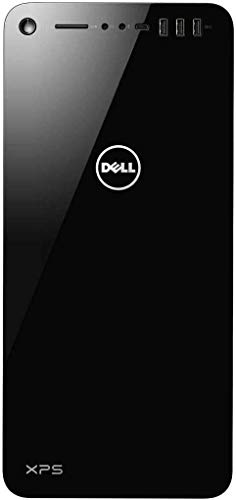 Dell XPS 8930 Tower Desktop - 9th Gen Intel 8-Core i7-9700 Processor up to 4.70 GHz, 64GB Memory, 2TB SSD + 2TB Hard Drive, Intel UHD 630 Graphics, Windows 10 Pro, Black