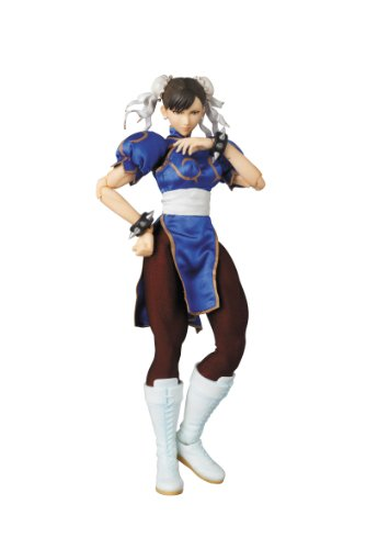 Street Fighter IV Chun-Li Real Action Heroes Version 2.0, FEB142397