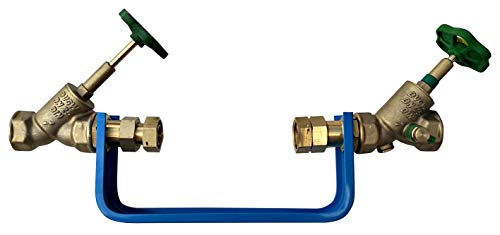 Wasserzählerbügel Anschlussgarnitur für Kaltwasserzähler Qn2,5m³ 1