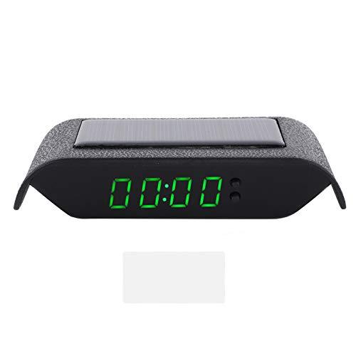 Reloj Reloj Digital para automóvil con Pantalla Adhesiva Calendario para automóvil Accesorio...